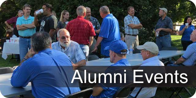 Information on events for UK Forestry alumni and friends