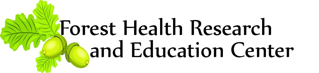 Forest Health Research and Education  logo