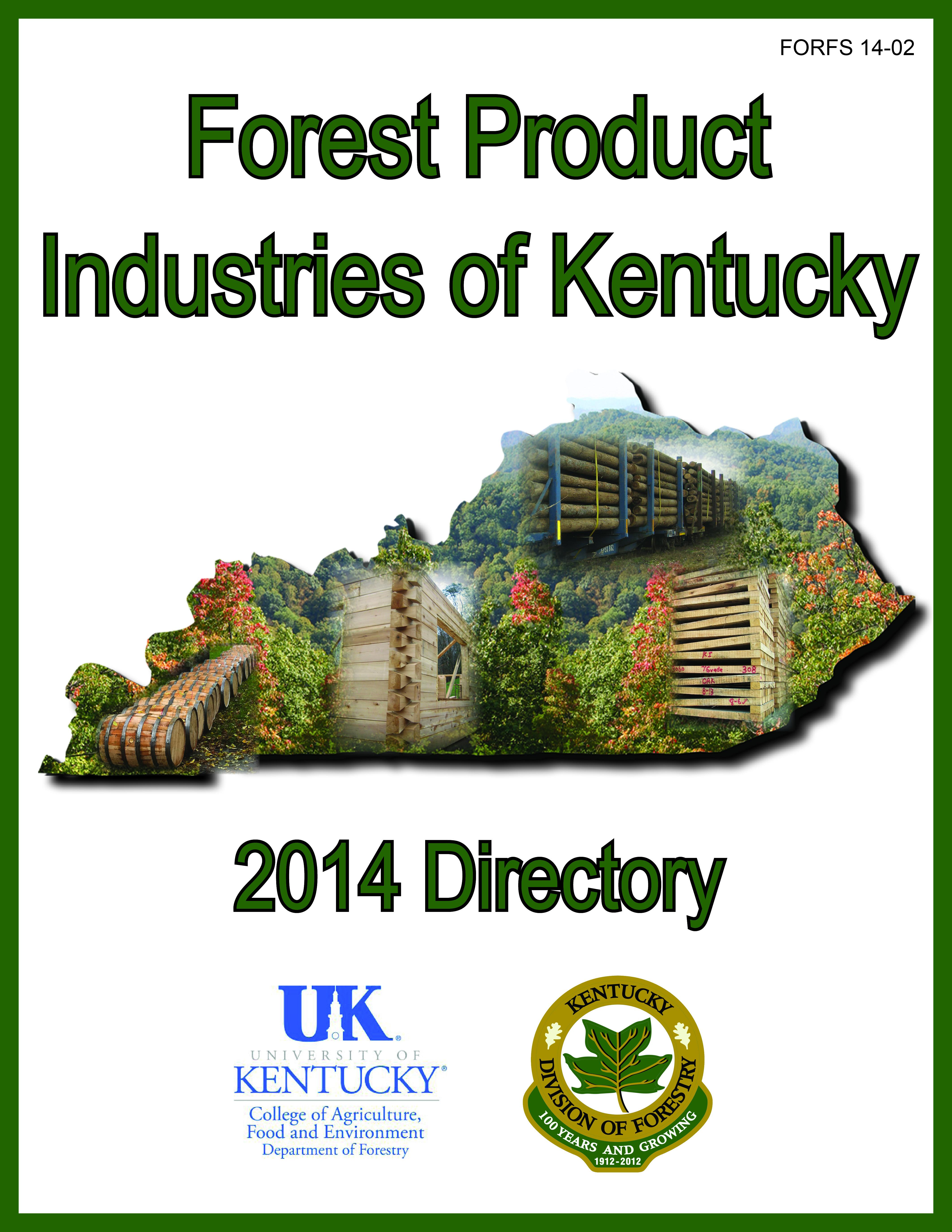 Forest Product Industries Directory