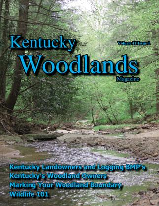 Ky Woodlands Magazine Cover