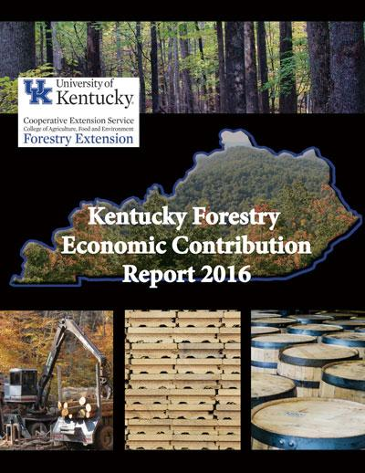 ky forestry economic contribution report 2016