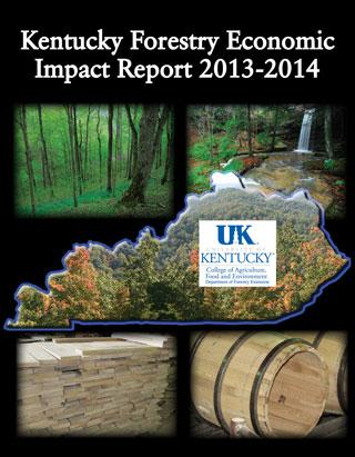 Kentucky Forestry  Economic Impact Report 2013-14