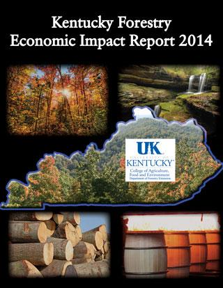 Kentucky Forestry  Economic Impact Report 2014