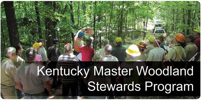 Kentucky Master Woodland Stewards Program