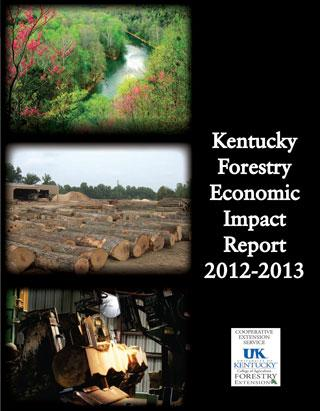 Kentucky Forestry  Economic Impact Report 2012-13