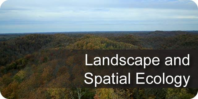 Landscape and Spatial Ecology