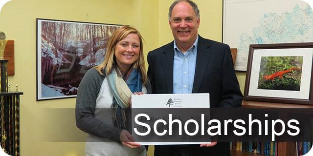 Photo of KWOA scholarship recipient