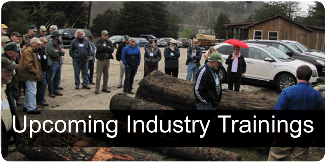 Upcoming Industry Trainings