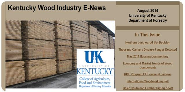 Wood Industry E-Newsletters