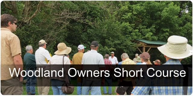Woodland Owners Short Course