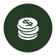 Icon of coins