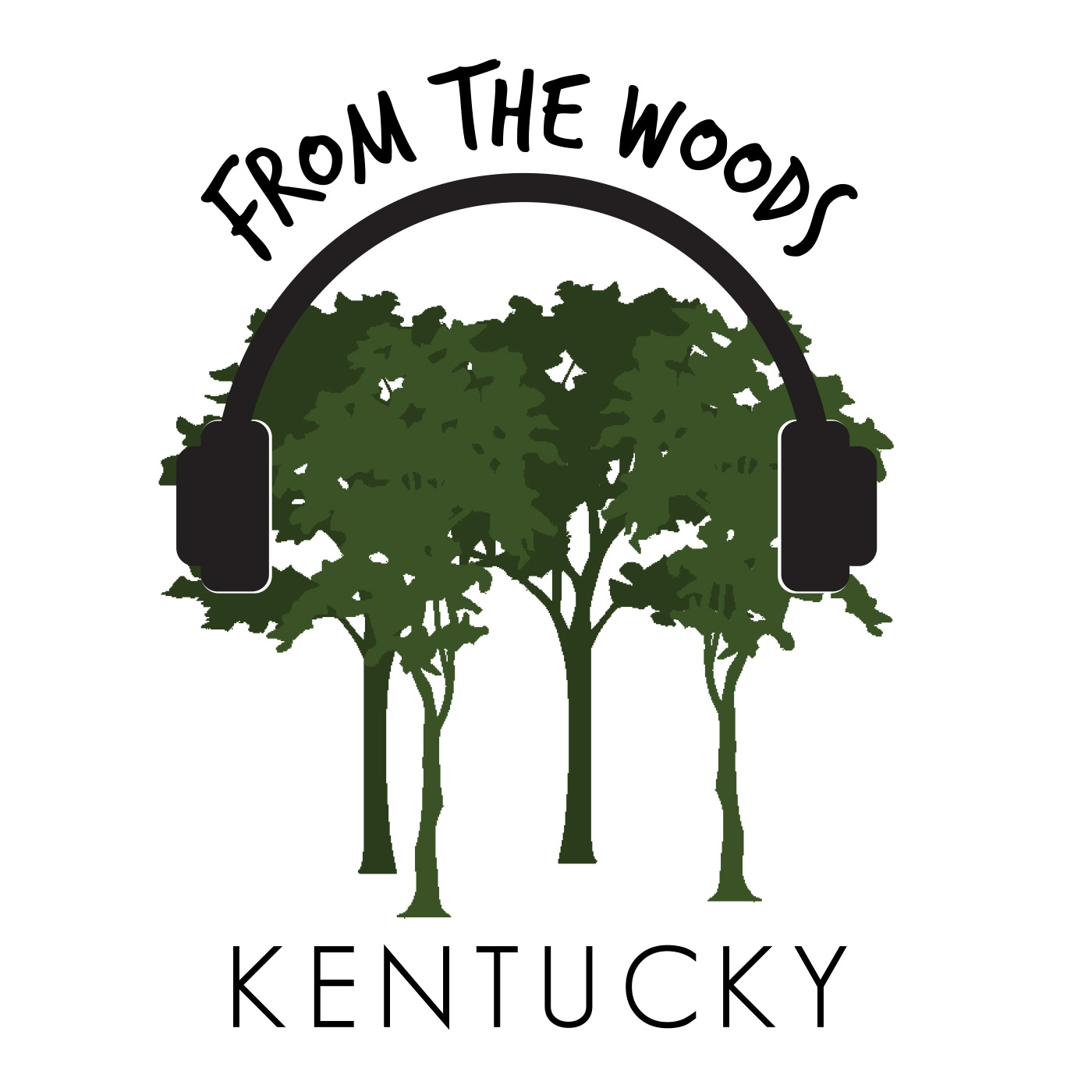 From the Woods KY Logo