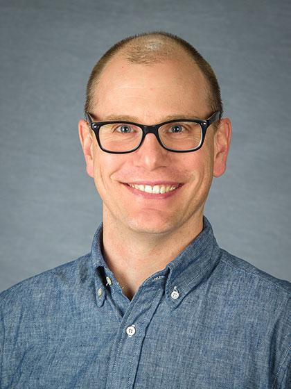 Photo of John Lhotka