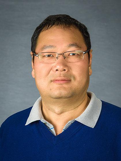 Photo of Shenghua Fan