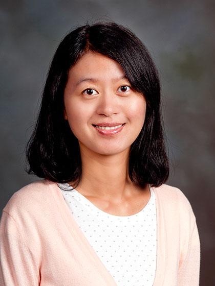 Photo of Xiaoshu Li