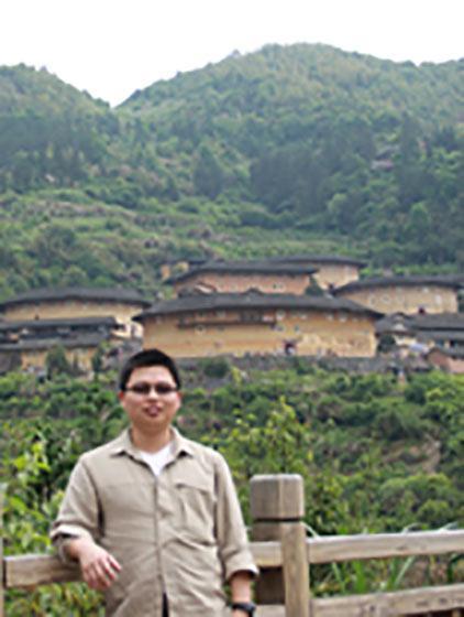 Photo of Zhijie Yang