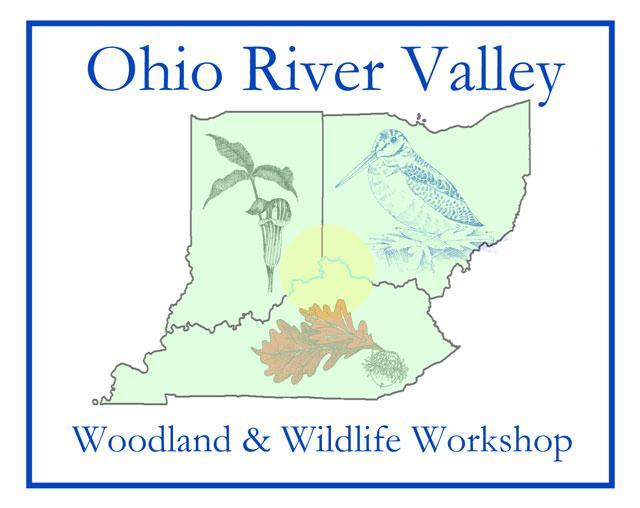 Ohio River Valley Woodland and Wildlife Workshop Logo
