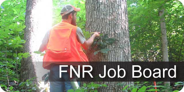 Link to Forestry and Natural Resources Job Board