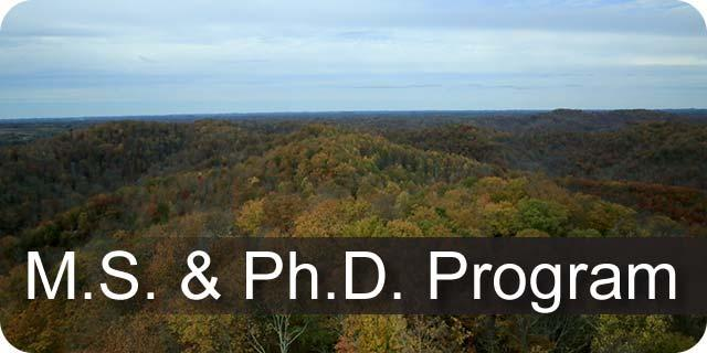 Information on the M.S. and Ph.D. Program