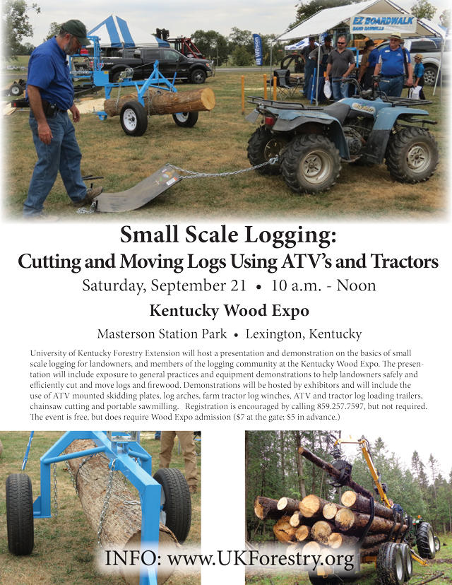 Small scale logging