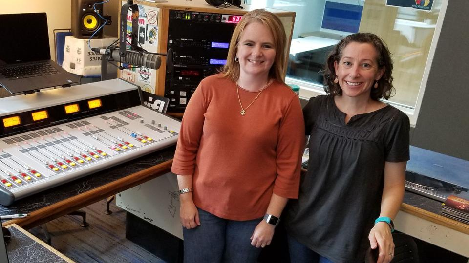 Photo of Renee Williams and Laura Lhotka - From the Woods Kentucky