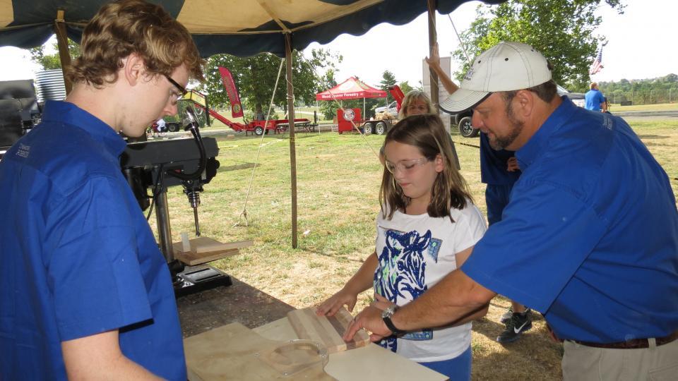 Photo of Kentucky Wood Expo