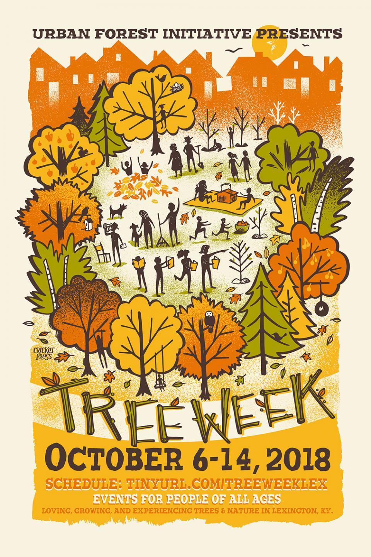 Tree Week 2018