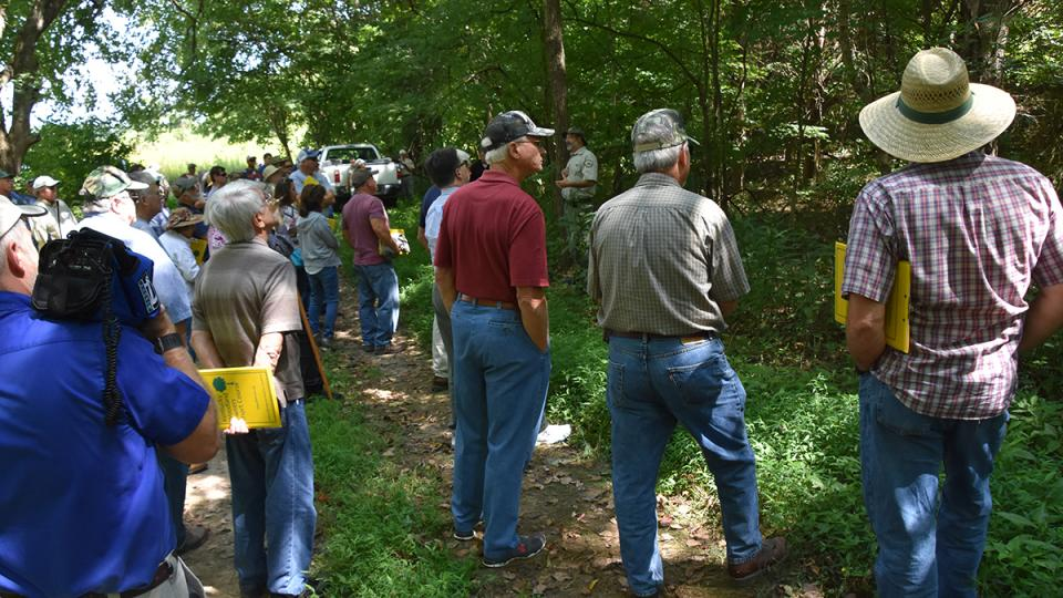 Photo of Woodland Owners Short Course