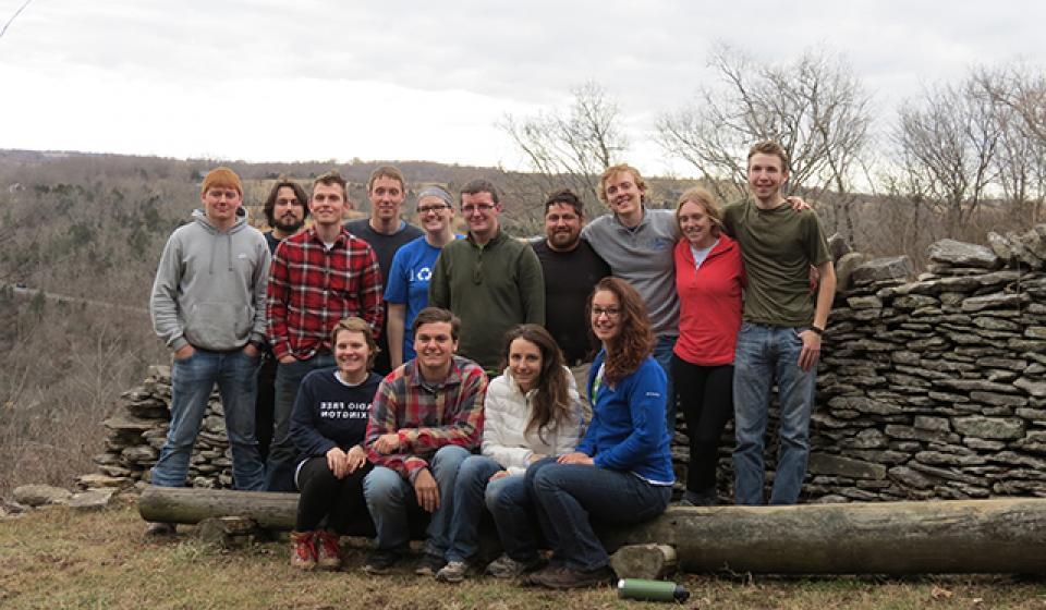 Photo of Spring Field Semester 2018